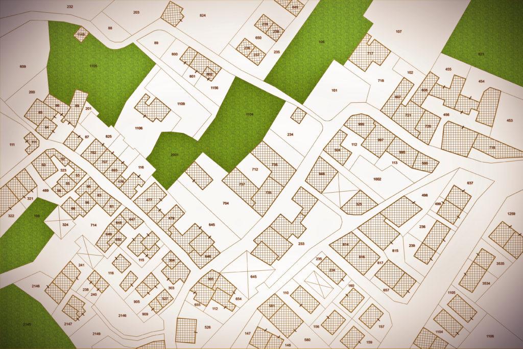 Land Subdivision Plan