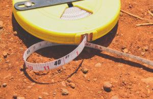 Land Measuring Tape