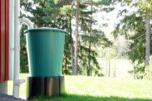 Rainwater Harvesting Container